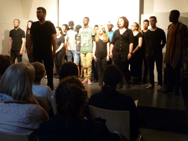 Fluchtpunkte - Ein phantastisches Theaterprojekt